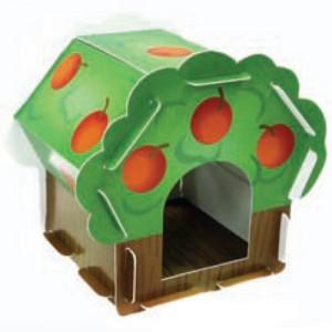 Domek dla gryzonia marki HappyPet