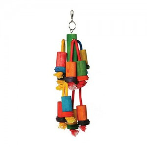 Zabawka dla ptaków marki HappyPet