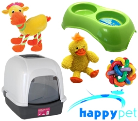 Produkty marki Happy Pet